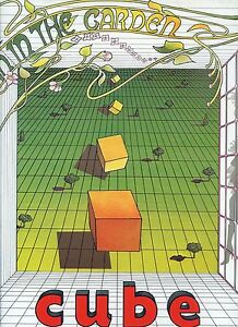 CUBE-can-can-in-the-garden-GERMAN-1983-EX-LP
