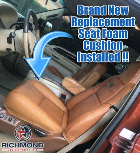 2006 2007 Ford F-250 F-350 King Ranch Crew-Driver Side Bottom Seat Foam Cushion