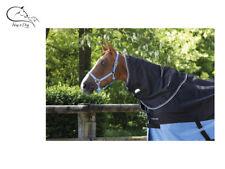 Ekkia 600d Waterproof Turnout Neck Rug Cover Horse Cob Pony 200g Polyfil Medium