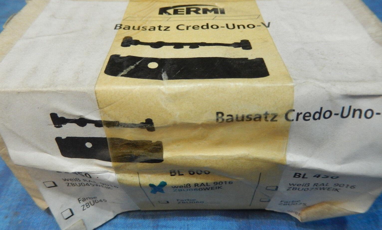 KERMI Bausatz Bausatz Bausatz CROTo-Uno-V BL600 weiss 584ab7