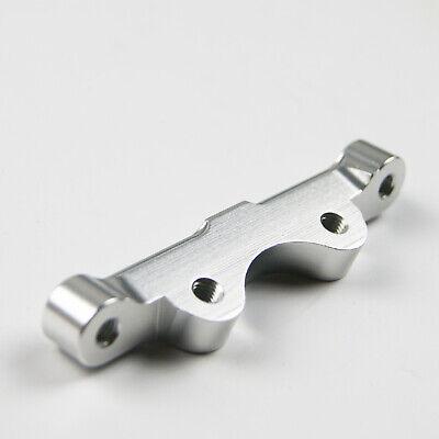 Alloy arm brace Silver fit 1//5 RC HPI baja 5B 5T 5SC