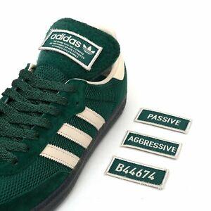 Adidas Samba LT size 9. Green Cream