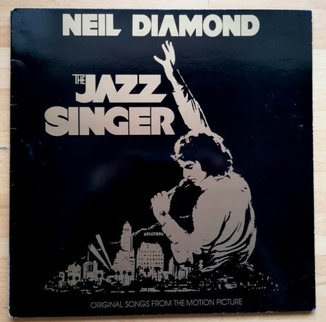 LP, Neil Diamond, The Jazz Singer (Original Songs From The…