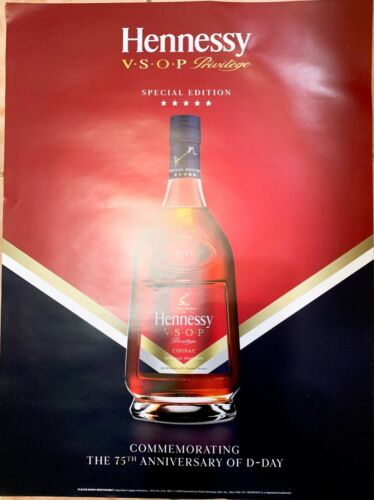 Hennessy VSOP Special Edition Poster