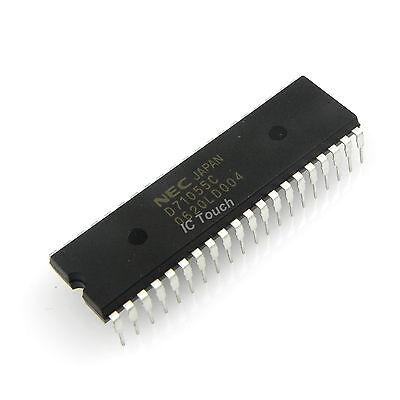 10PCS D71055C Parallel Interface Unit NEC Microprocessor UPD71055C IC DIP-40
