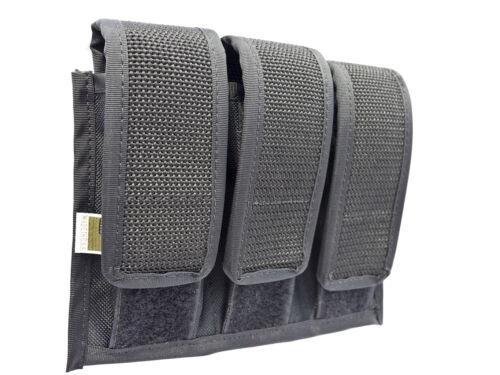USA MADE Sig Sauer P220 P225 P226 P228 P229 P250Nylon Triple Three Mag Pouch