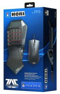 Clavier Souris HORI Tac Pro pour PS4