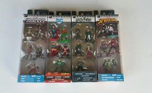 Jadatoys Nano Metalfigs Marvel DC Guardians Harry Potter Assorted Age 3+ Choose