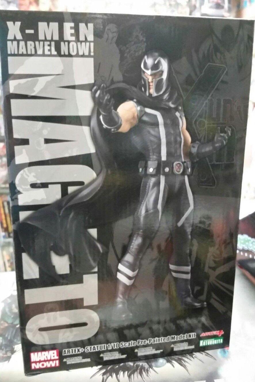 Kotobukiya Marvel Jetzt: Magneto Schwarzes Kostüm Version Artfx+ Statue X-Men
