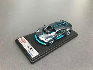 Bugatti Divo the Quail 2018 configuration Looksmart 1:43 no MR BBR