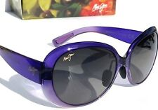 aff91c7ceb NEW  Maui Jim NAHIKU Purple Violet POLARIZED Grey Grad Women s Sunglass  GS436-28