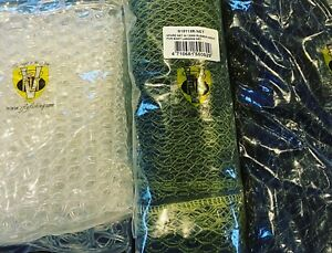V Fly Replacement Rubber Mesh Nets For All Trout /& Salmon Landing Nets 7 Options