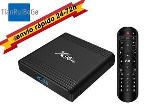 X96-Air-TV-BOX-mini-Android-9-0-Amlogic-S905X3-8Kx4K-2-4G-5G-WIFI-BT-HDR-TV-caja
