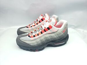 sneakers for cheap 06bc8 6f83a Image is loading Nike-Air-Max-95-OG-Essential-Shoes-Size-