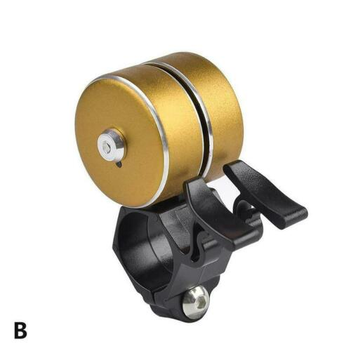 Safety Cycling Loud Bicycle Ring Bell Horn Double Bell Alarm for Outdoor New