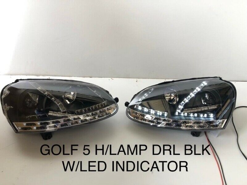 VW Golf 5 New Accessory Type Part