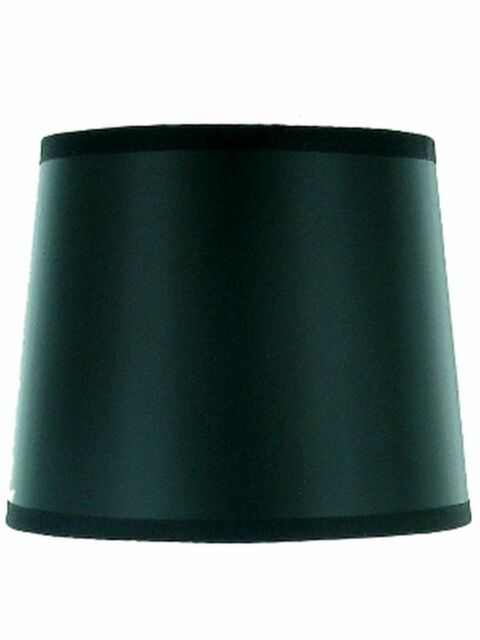 Onepre Black Lamp Shades With Gold