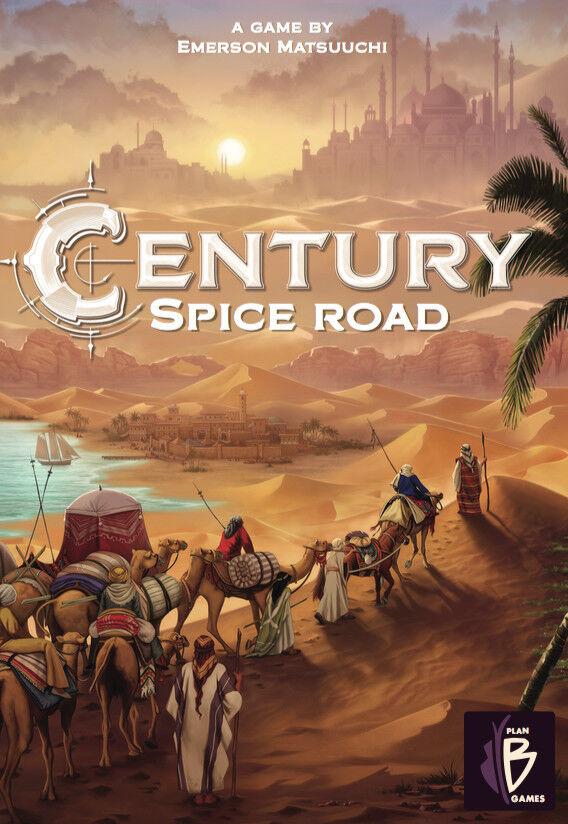Century  Spice Road Board Game - - - Brand New 8cfcc4
