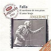 Manuel de Falla - Falla: Three-Cornered Hat, etc. (2000)