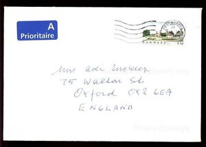 Denmark-2003-Airmail-Cover-To-UK-C4235