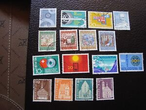Switzerland-Stamp-Yvert-and-Tellier-N-783-A-798-Obl-A2-Stamp-Switzerland-E