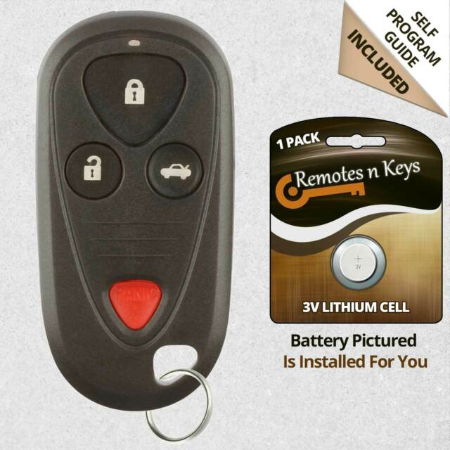 For 2004 2005 2006 2007 2008 Acura TSX Keyless Entry Car