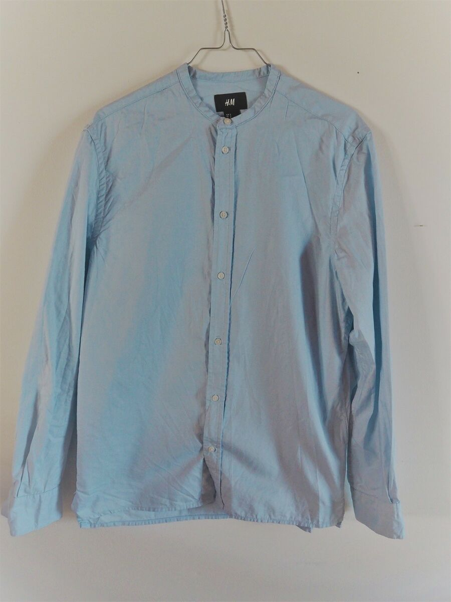 b5debd68ce7 Skjorte, H&M, str. S – dba.dk – Køb og Salg af Nyt og Brugt