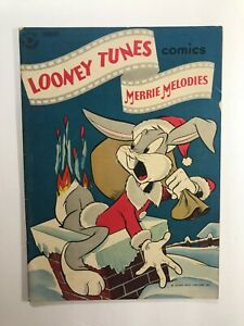 LOONEY-TUNES-MERRIE-MELODIES-Comics-51-DELL1946-Warner-Bros-Cartoons-Inc