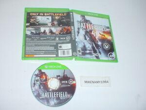 BATTLEFIELD 4 game in original case - Microsoft XBOX ONE
