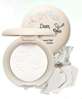 [ETUDE HOUSE]  Dear Girls Oil Control Pact 8g/ Korea Cosmetic