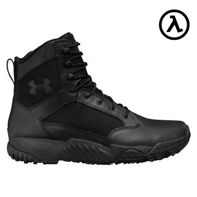 Under Armour Stellar Tactical Side Zip Boots 1303129