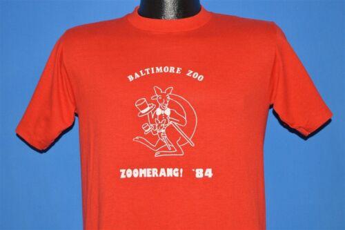 Vintage Taronga Zoo kangaroo shirt size XS