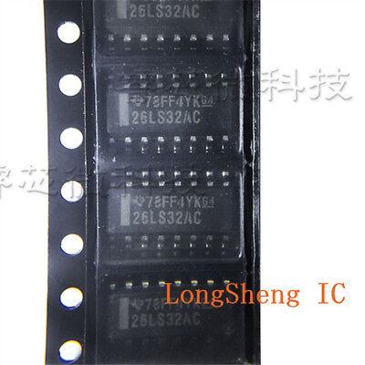 10PCS AM26LS32ACDR 26LS32AC SOP-16