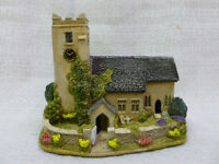 Lilliput Lane Grasmere Church Cottage 2005 The British Collection L2864