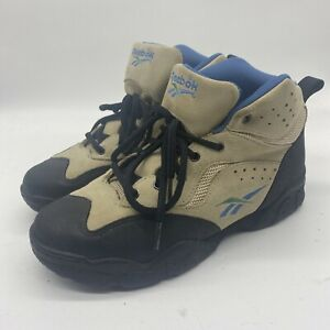 Reebok-Outdoor-Boots-Women-039-s-Hiking-Ankle-Brown-Suede-Leather-Trail-Lace-Sz-9-5