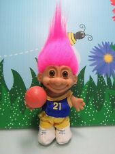 "VOLLEYBALL PLAYER 5/"" Russ Troll Doll NEW IN ORIGINAL WRAPPER"