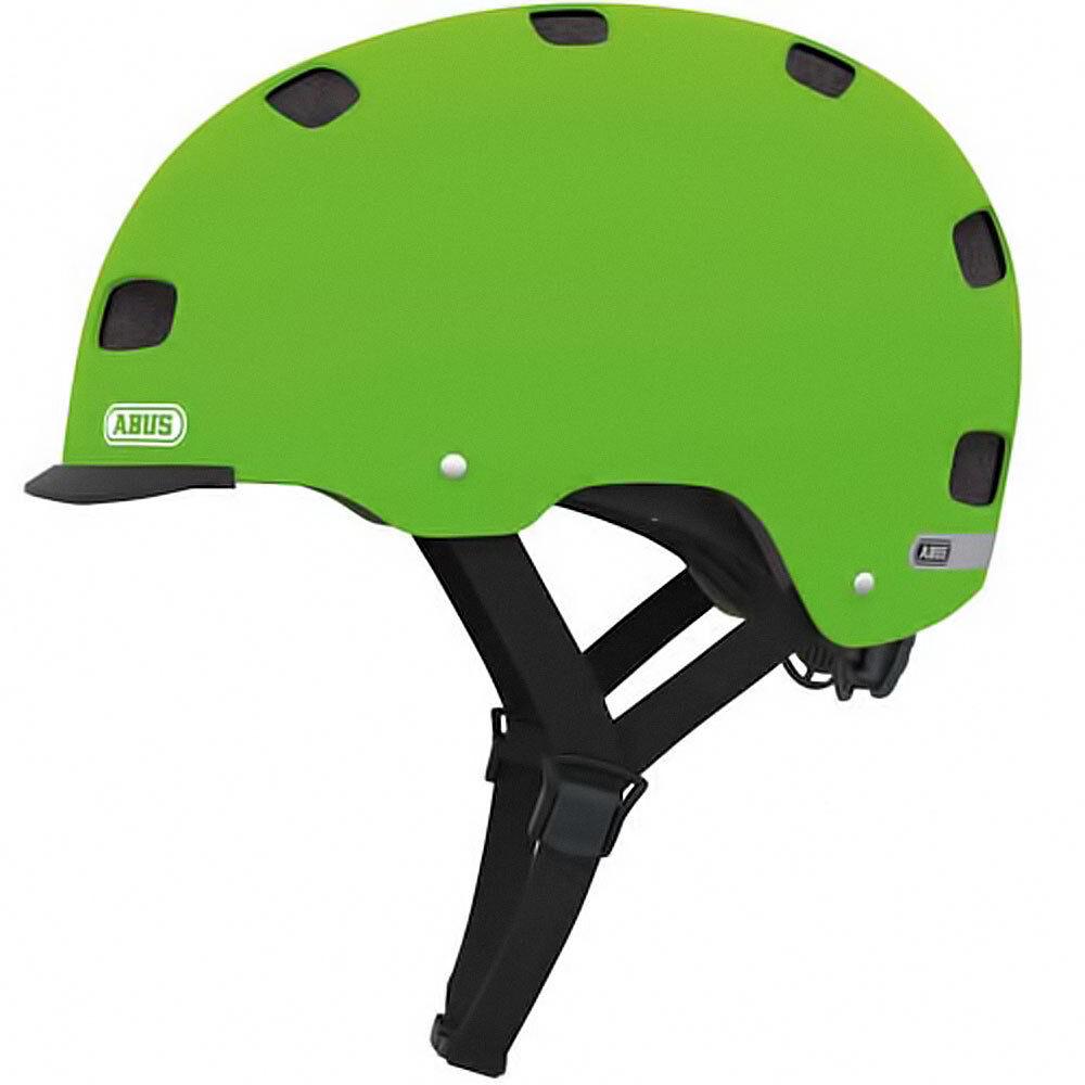 Abus traillas v.2  M = 52-58cm verde bicicleta  para barato