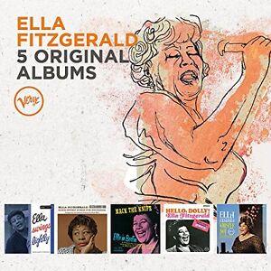 Ella-Fitzgerald-5-Original-Albums-CD
