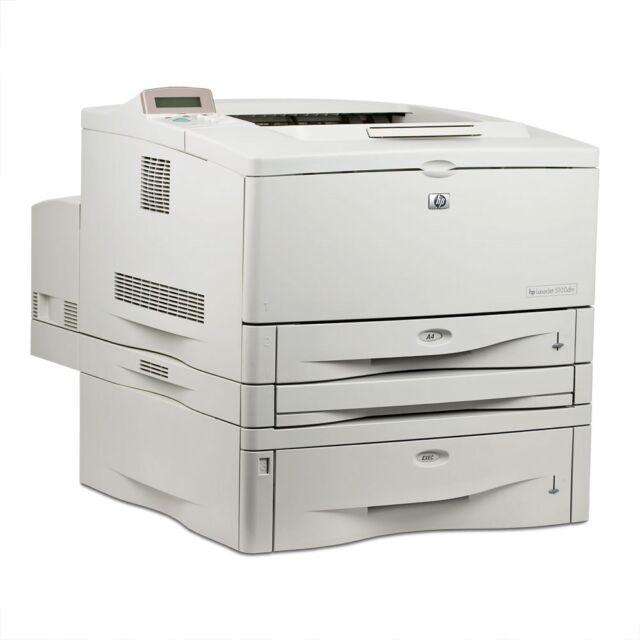 service manual hp hewlett packard laserjet 5100 series printer pdf rh ebay com hewlett packard manuals for printer Hewlett-Packard Printer Manuals 4100N