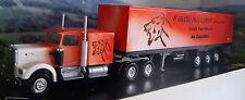 "1/43 Eligor (LBS-France) Kenworth Truck   ""Grand Prix Camion"""