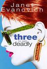 Three to Get Deadly by Janet Evanovich (Hardback, 1997)