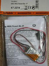 Multiplex Multicont BL 17 Brushless Esc