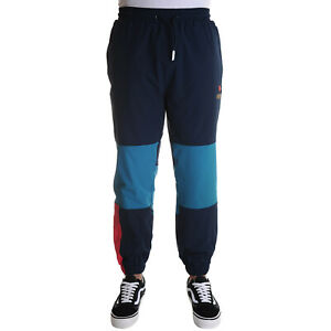 Grimey-Engineering-Track-Pants-Pantalone-Uomo-GRTS172-NVY-Navy