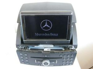 Mercedes Benz Comand NTG4 W204 C Class Sat Nav 6 CD