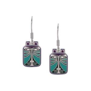 Image Is Loading Laurel Burch Jewelry Teal Toshio Lion Cat 5005