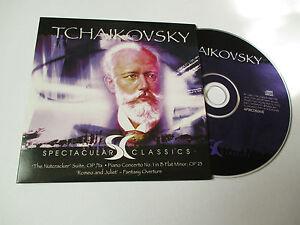 CD-Serie-Spectaculars-Classics-Tchaikovsky-pochette-cartonnee