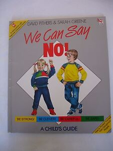 We-Can-Say-No-by-David-Pithers-Sarah-Greene-Paperback-Book