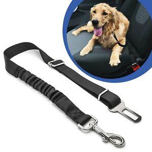 Auto-KFZ-Hunde-Sicherheitsgurt-Anschnallgurt-Verbindungs-Gurt-Verstellbar-PKW