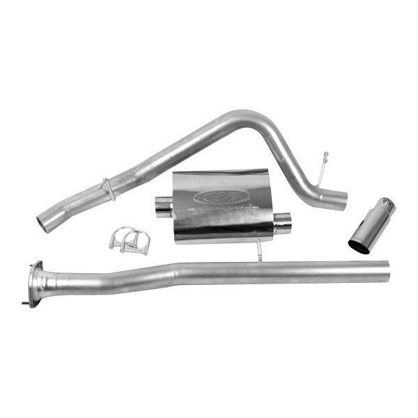 For Cadillac Escalade ESV 07-12 Exhaust System Stainless