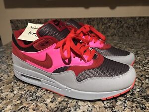 Details about NIKE AIR MAX 1 Clot ID Safari Anniversary Animal Wotherspoon Parra Atmos SZ 9.5